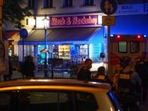 Berlin: Schüsse vor Backshop – 46-Jähriger tot
