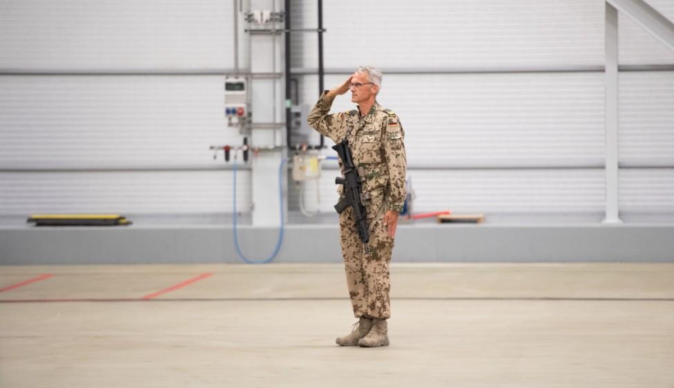Konflikt in Afghanistan - Deutschland