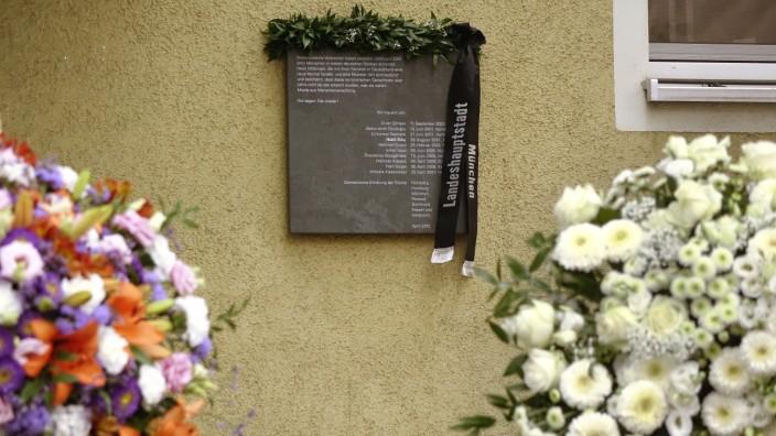 Gedenken an NSU-Opfer: Vor 20 Jahren wurde Habil Kiliç in Ramersdorf von der NSU ermordert.