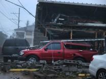 "Hurrikan ""Ida"" in Louisiana: Hunderttausende Haushalte ohne Strom – mindestens ein Toter"