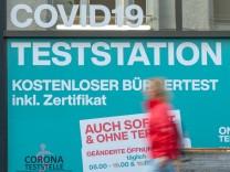 Coronavirus-Newsblog für Bayern: Inzidenz steigt auf 172,7