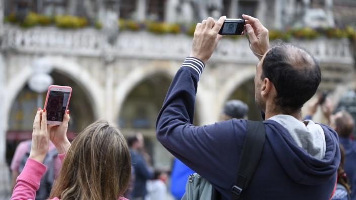 Tourismus in München zur Zeit der Corona-Krise, 2020