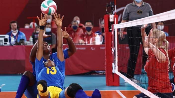 Tokyo 2020 Paralympic Games - Sitting Volleyball