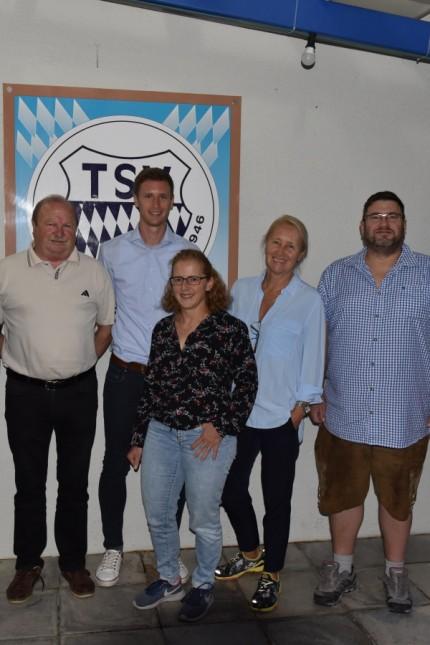 Neue Vorstandschaft im TSV Gernlinden