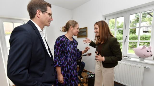 Tutzing, Familie Berlinger, Spenden