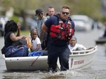 Sturmschäden in Louisiana: Idas Spuren der Verwüstung