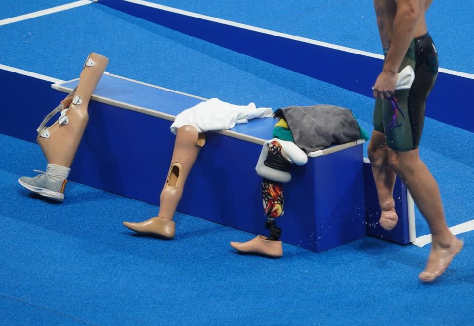 Paralympics Tokio 2020 - Para-Schwimmen