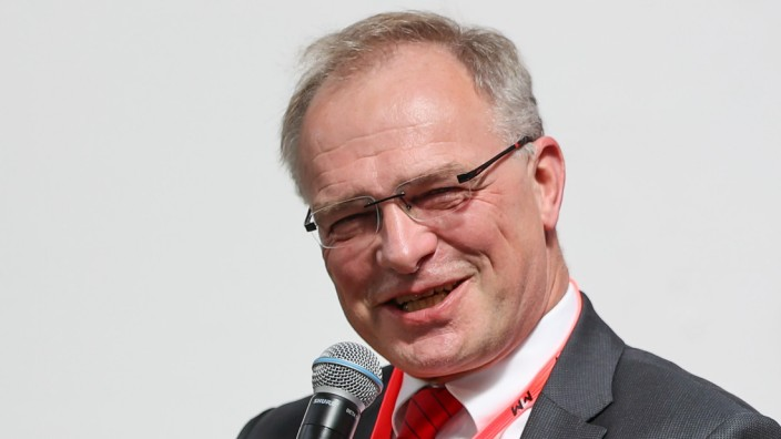 Deutschlandradio-Intendant Stefan Raue