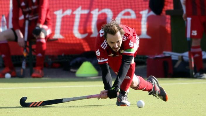 20.03.2021 - Feldhockey - Hockey - Saison 2019 2020 2021 1. Bundesliga Herren Männer - Nürnberger HTC NHTC Nürnberg - Ma
