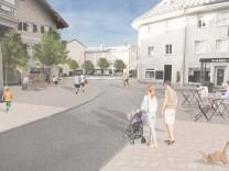 Sanierung der Marktstraße in Wolfratshausen