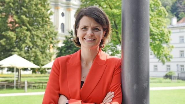 Bundestagswahl 2021: Katrin Staffler aus Türkenfeld tritt erneut für die CSU an.