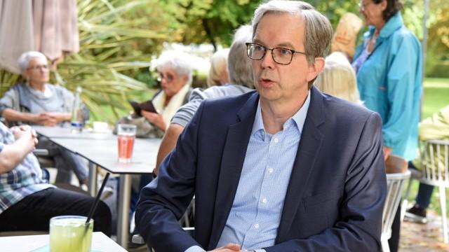 Bundestagswahl 2021: Streiter für ein Grundeinkommen: der Eichenauer Kommunalpolitiker Ulrich Bode.