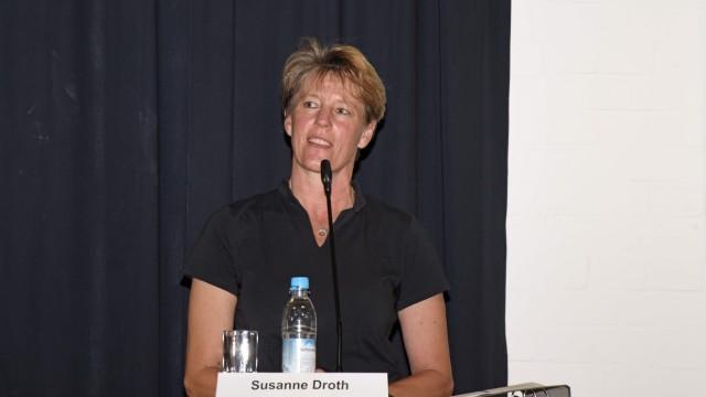 Bundestagswahl 2021: Vielfältig vernetzt: Susanne Droth engagiert sich in vielen unterschiedlichen Ehrenämtern.