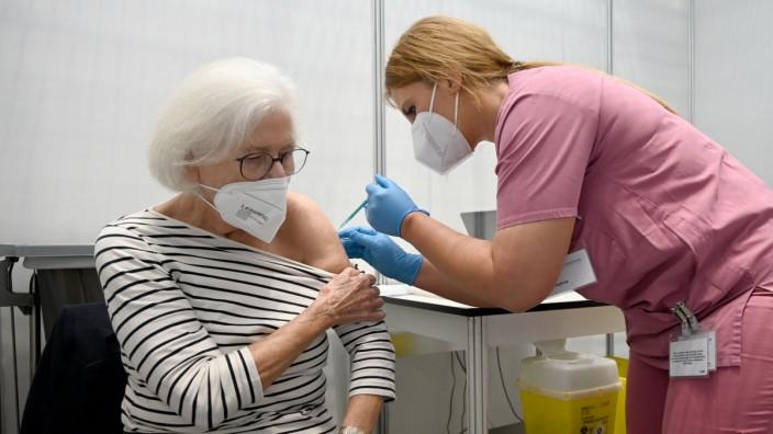 Auffrischimpfung gegen das Coronavirus