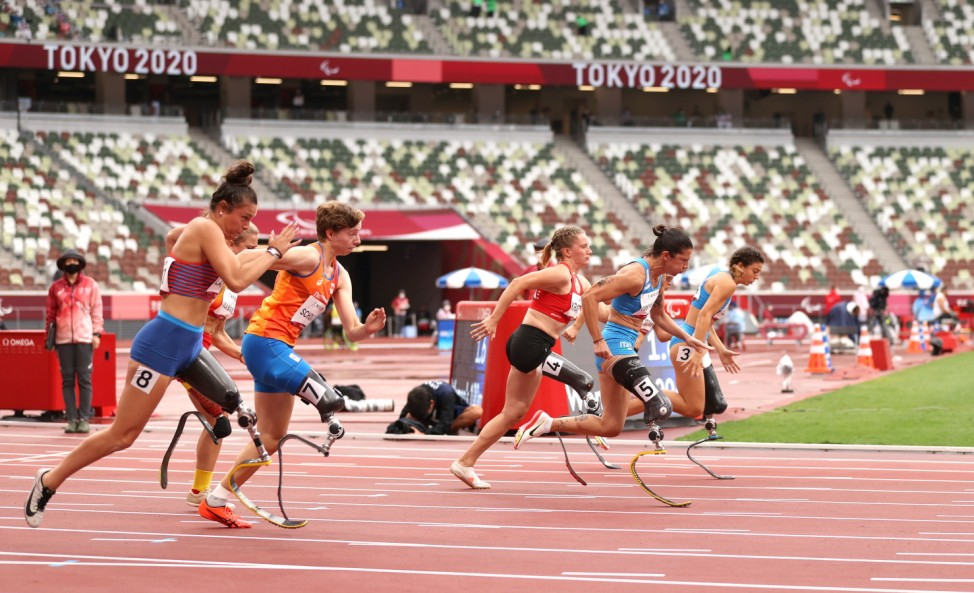 ***BESTPIX*** 2020 Tokyo Paralympics - Day 11
