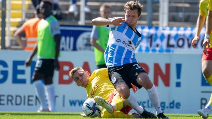 Phillipp Steinhart 36 (TSV 1860 Muenchen), TSV 1860 Muenchen vs. SV Meppen, 04.09.2021 DFB regulations prohibit any use
