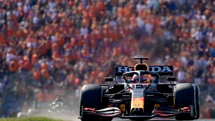 Formel 1: Max Verstappen rast vor den eigenen Fans in Zandvoort zum Sieg.