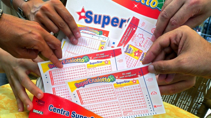 Rekord-Jackpot in Italien geknackt