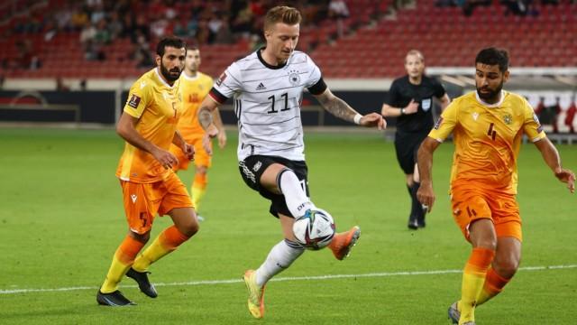World Cup - UEFA Qualifiers - Group J - Germany v Armenia