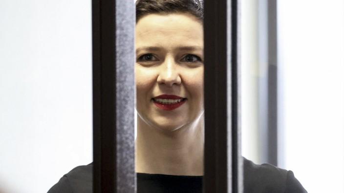 Urteil erwartet im Prozess gegen Oppositionelle Kolesnikowa