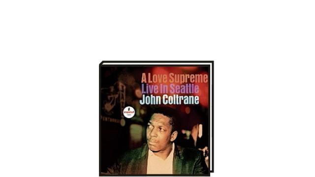 "Jazzkolumne: John Coltrane ""A Love Supreme Live in Seattle"""