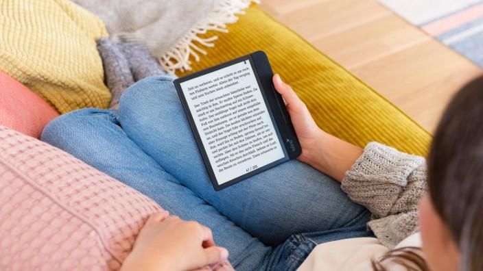 Neue E-Book-Reader: Dem kleinen Tolino geht einLicht auf