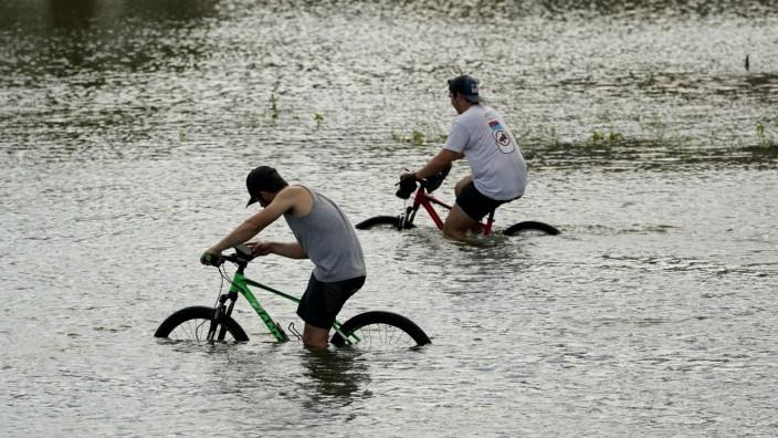 """Hurrikan ´Ida"""" in den USA"""