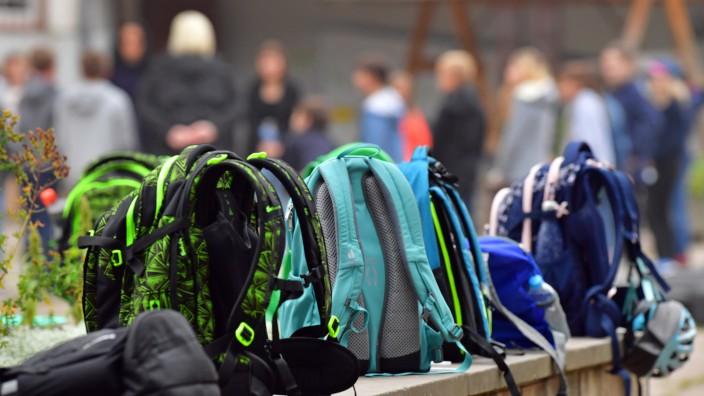Erster Schultag nach den Sommerferien in Thüringen