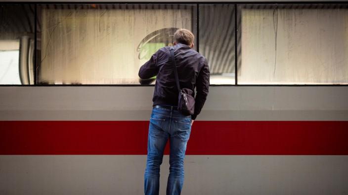 Lokführer-Streik im Personenverkehr - Hannover