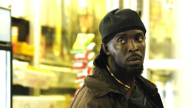 Michael Kenneth Williams Characters: Omar Little Television: The Wire : Season 5 (TV-Serie) Usa 2002-2008, / 5. Staffel,