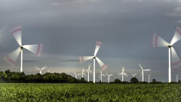 Schutz für das Klima, Gefahr für Vögel: Über Windkraftanlagen wird immer wieder gestritten.