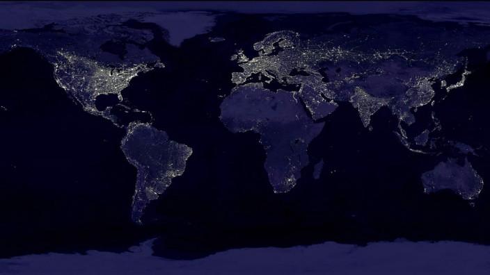 Alltäglich genutzte Energie erwärmt die Erde