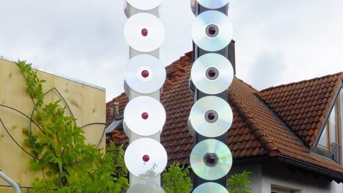 stelen, kunstkompass münchen-nord, garching