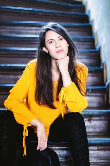 Kulturprogramm Pullach 2020/21: Olivia Trummer mit Trio