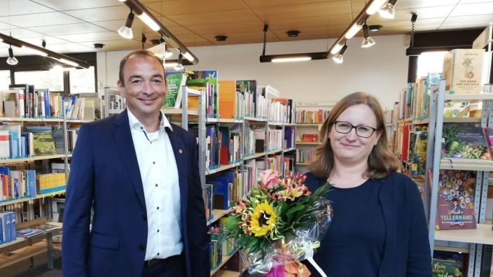 Oberschleißheim: Buch- und Literaturwissenschaftlerin Miriam Winter.