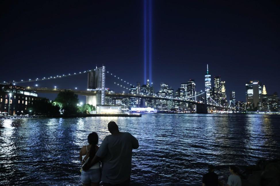 New York Twenty Years After 9/11 Terrorist Attacks