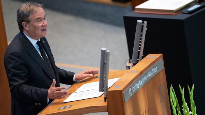 Gedenkstunde für Flutopfer im Landtag