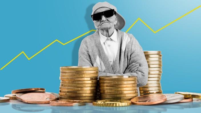ETFs und Altersvorsorge
