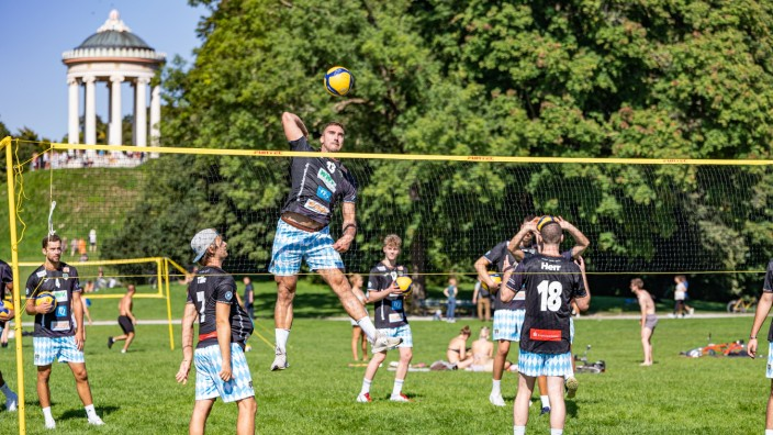 Volleyball Herrsching