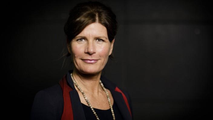 Claudine Nierth Bundesvorstandssprecherin Mehr Demokratie 28 09 2017 Berlin Berlin Deutschland *