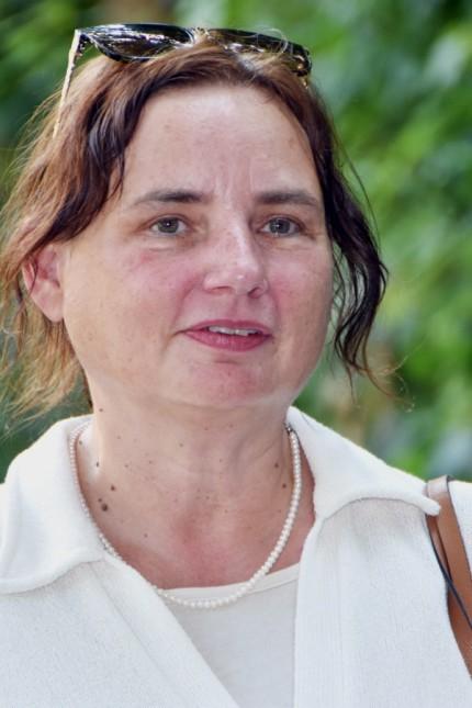 Die Grünen: Die Grüne Beate Walter-Rosenheimer hofft, es wieder in den Bundestag zu schaffen.