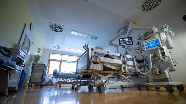 Intensivstation des RKH Klinikum Ludwigsburg