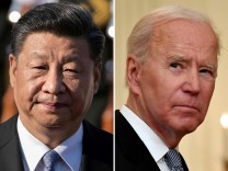 Biden, Xi hold first phone call in seven months: W.House
