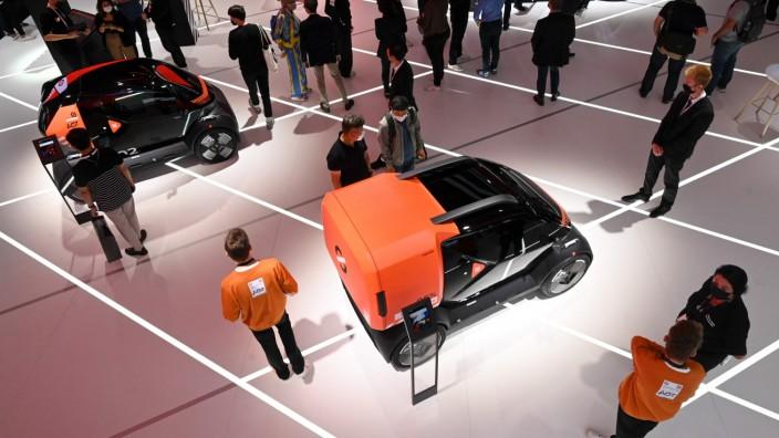 IAA 2021: Modelle von Renault