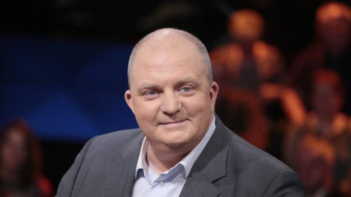 Jörg Thadeusz Fernsehmoderator Deutschland Berlin rbb Fernsehzentrum politische Gesprächssend