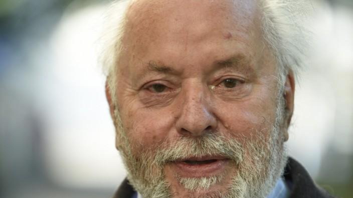 Mann mit reichem Wissensschatz: Hermann Wilhelm gilt als ein intimer Kenner Haidhausens.