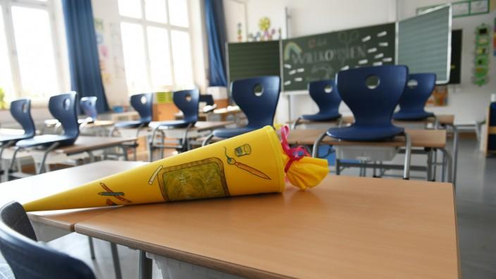 Vor dem Schulbeginn in Bayern