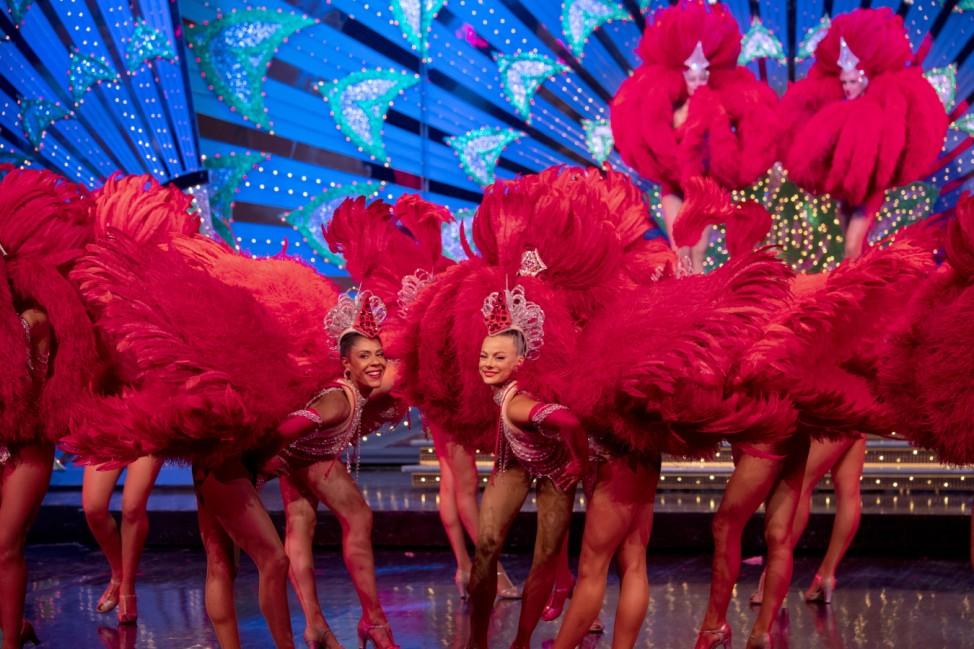 Le Moulin Rouge Reopens To Public
