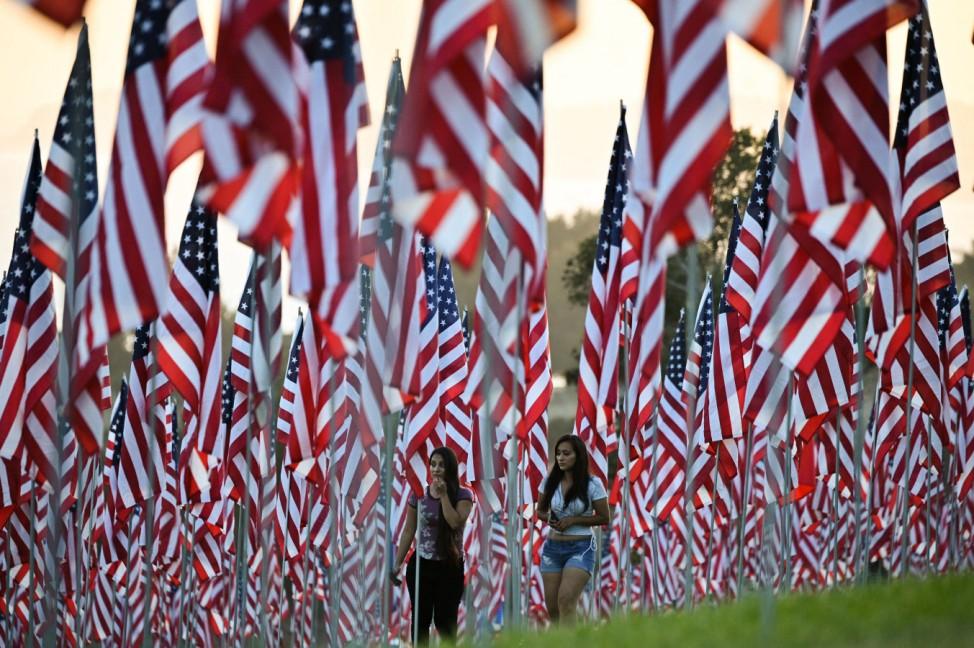 20th anniversary of 9/11 Al-Qaeda attacks on World Trade Centre, Pentagon