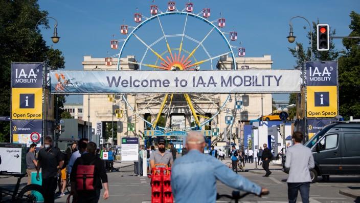 IAA Mobility - Open Space Königsplatz